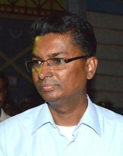 AICC Secretary Satish Jarkiholi. DH photo