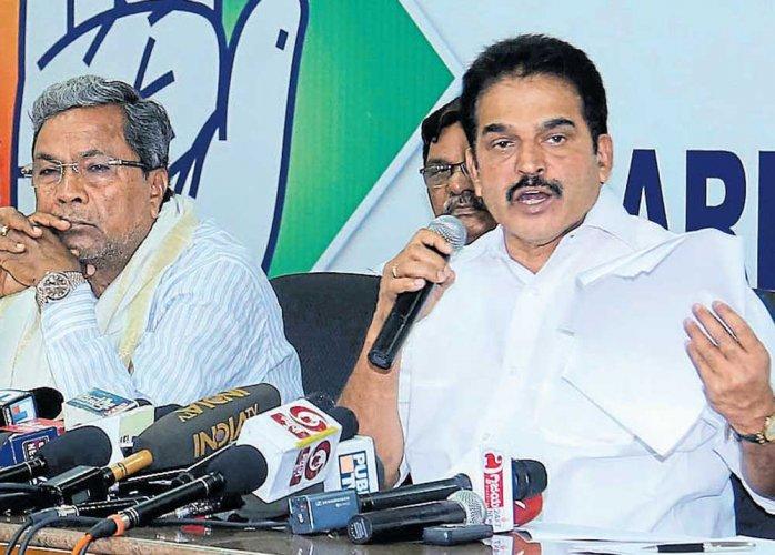 AICC general secretary incharge of Karnataka K C Venugopal and KPCC working president Eshwar Khandre have both ruled out postponing the Cabinet expansion.