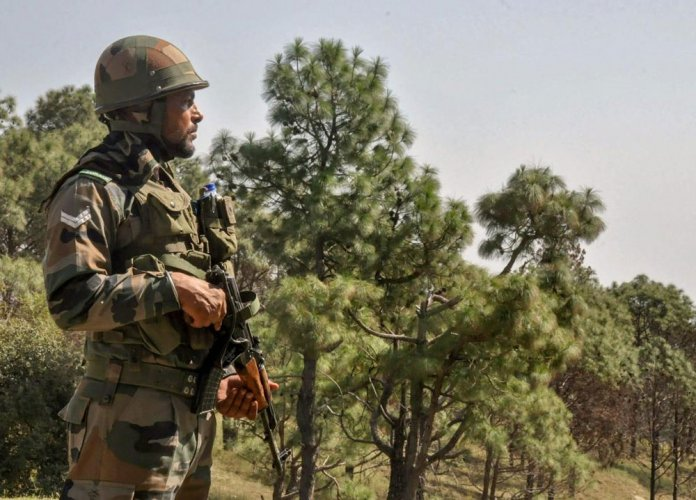 The Jammu and Kashmir government has asked authorities concerned to chalk out a strategy to expedite work on the construction of bunkers along the International Border (IB) for the safety of the people in Jammu division, officials said on Wednesday. PTI file photo