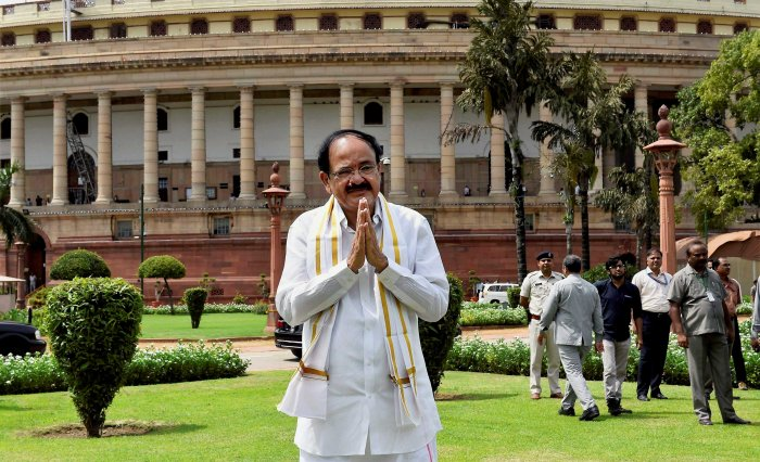 The CIC recommends that the framework may include that every MP will have to submit a comprehensive report on MPLADS works after completion of his/her term to the Chairman of Rajya Sabha or the Speaker of Lok Sabha. PTI file photo.