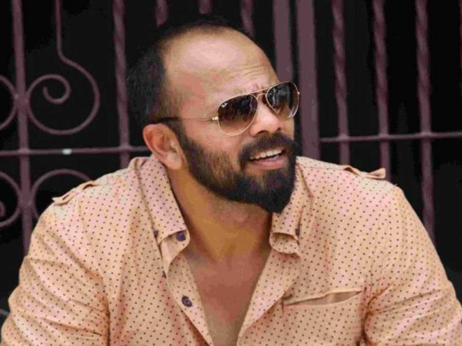 Rohit Shetty, one of the most successful commercial directors of the Hindi film industry, says love and acceptance of the audience motivate him to give his best to every project. File photo
