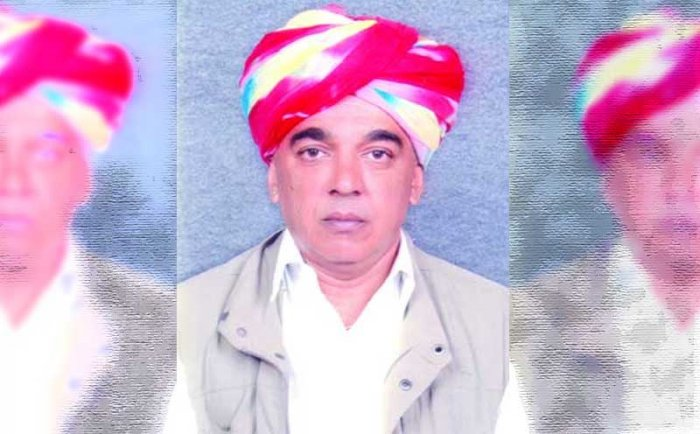 Manvendra Singh, son of formerUnion minister Jaswant Singh.
