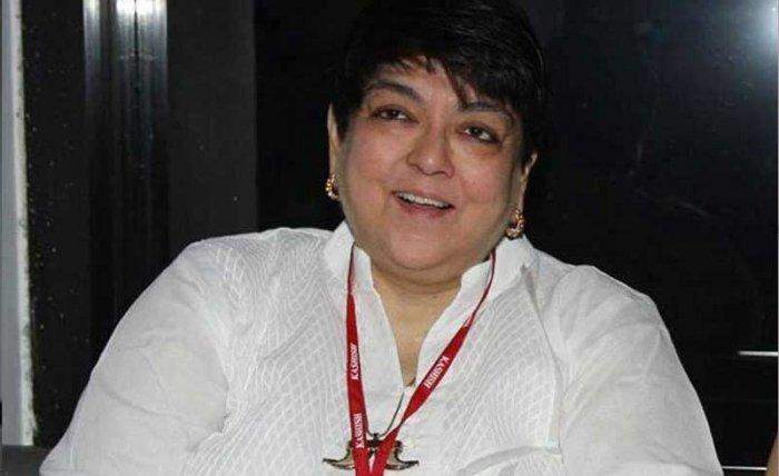 Kalpana Lajmi. Image source: Twitter/@BombayBasanti