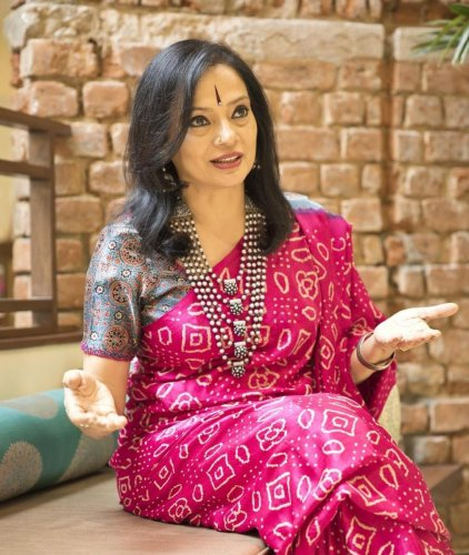 Malavika Sarukkai says mythological stories are a challenge when replicated through dance.