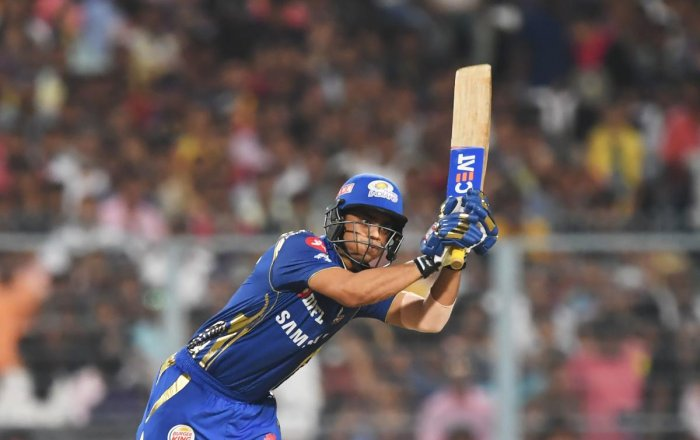 Jharkhand's Ishan Kishan slammed a 91-ball 139 against Assam. AFP File Photo