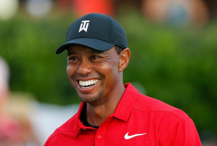 Tiger Woods won his first title in five years with a two-stroke triumph at the Tour Championship in Atlanta on Sunday. AFP
