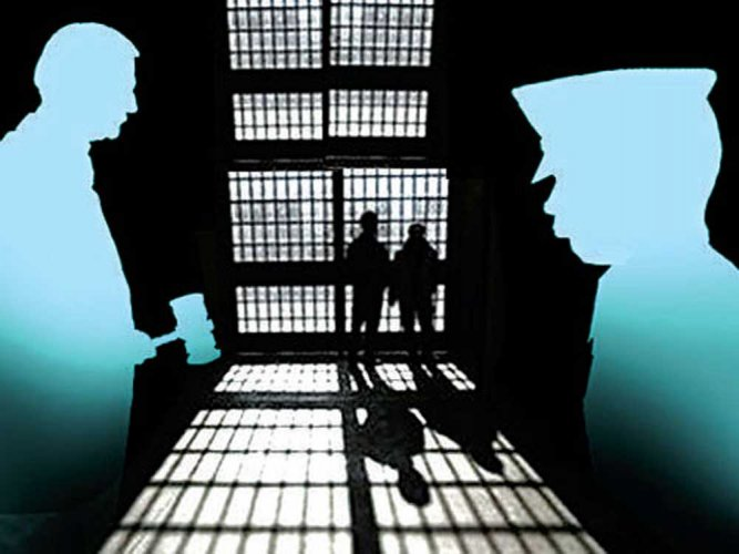 A bench headed by Justice Madan B Lokur said the panel will look into various matters including over-crowding in prisons and the issues concerning women prisoners. DH illustration