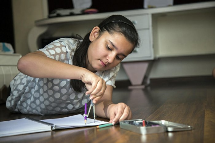 Assign homework to students based on their interests. It could be something creative.