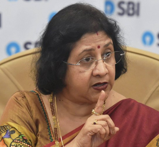The eight-member search committee includes former chief of SBI Arundhati Bhattacharya. PTI file photo