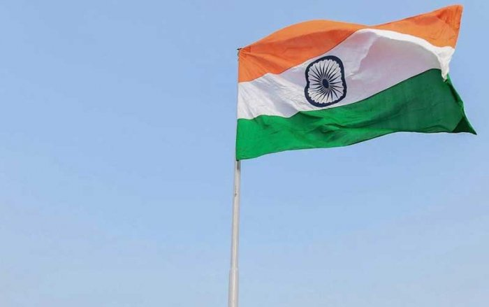 The Indian flag. (File photo for representation)
