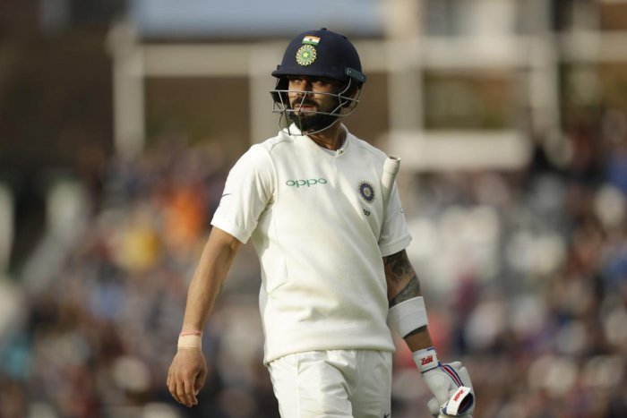 India captain Virat Kohli. AP/PTI File Photo