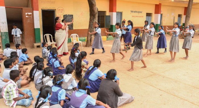 Private players have approached the Education department for collaboration in providing counselling to students of government schools