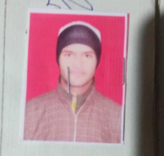 Police said 24-year-old Sheikh (Belt No. 488/SPO) hails from militancy infested Zainpora area of Shopian district. He was engaged as an SPO on March 11, 2017.