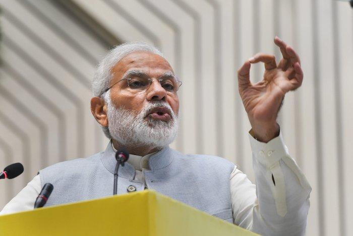 The Government will on Tuesday start celebrating Mahatma Gandhi's 150th birth anniversary