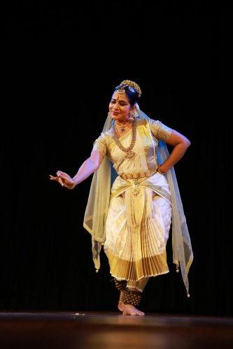 Graceful: Lakshmi Ramaswamy