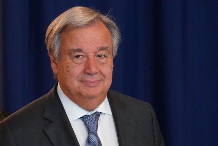 United Nations Secretary General Antonio Guterres. (AFP File Photo)