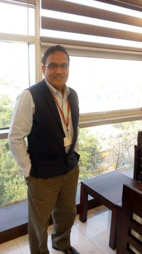 Indu Bhushan, CEO, Ayushman Bharat