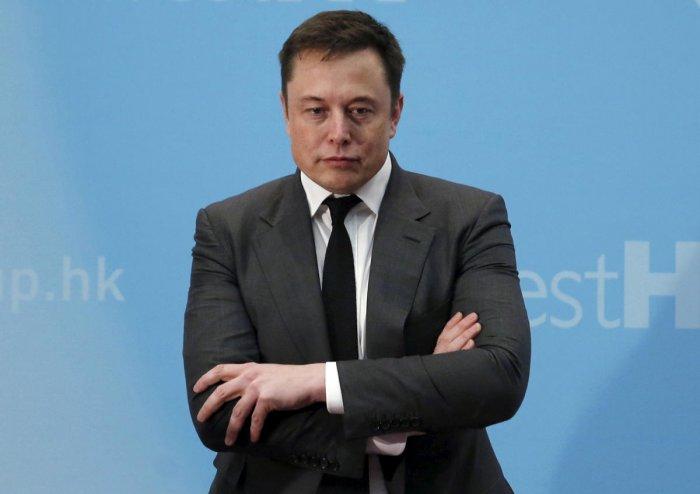 Tesla Chief Executive Elon Musk. (REUTERS File Photo)