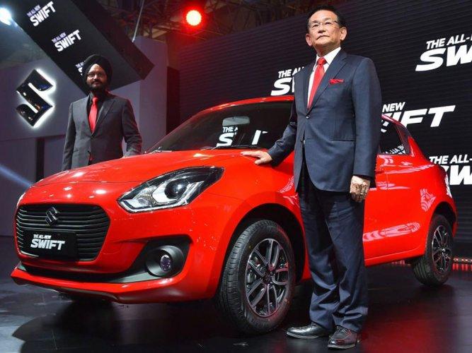 Meet Maruti Suzuki Swift generation three!
