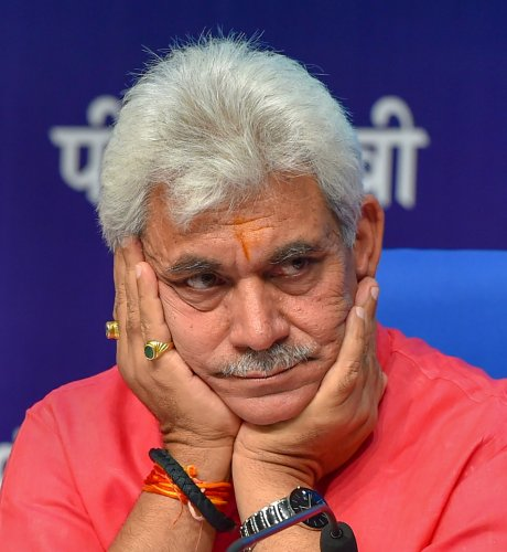 Telecom Minister Manoj Sinha said everyone knows that for good connectivity you need good infrastructure and for that towers and BTS (base tower stations) are required but there are some people who want connectivity without installing the towers. PTI