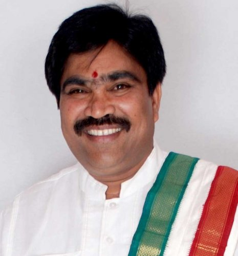 Forest Minister R Shankar. DH file photo