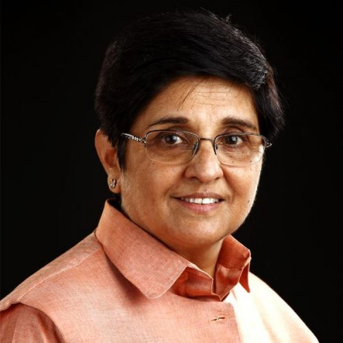 Lt Governor of Puducherry Kiran Bedi.