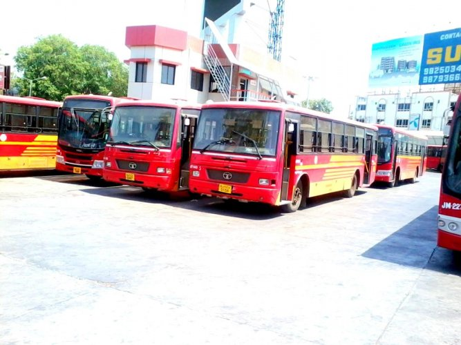 The Centre is planning to build bus ports — modern bus terminals — in major cities across the country.