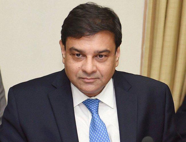 RBI Governor Urjit Patel. (File photo)