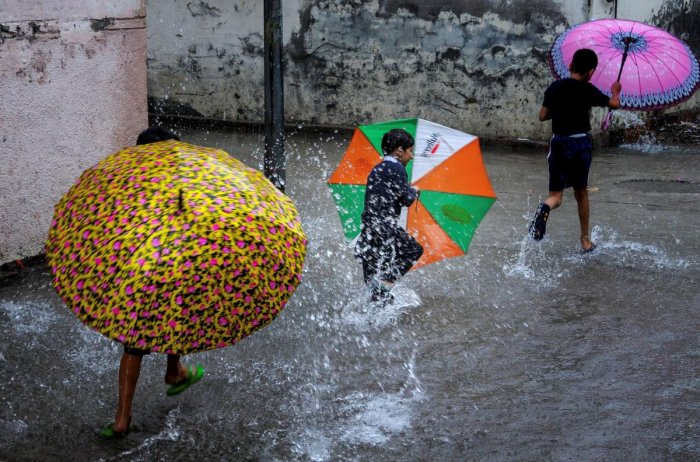 In the alert, the IMD has forecast some areas in the state would receive 25 cm of rainfall on Sunday. (PTI file photo)
