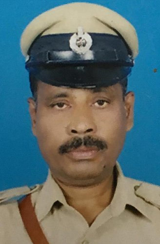 Sub-inspector Balraj A