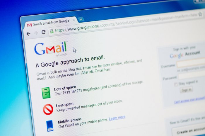 Google says that third-party apps ask users' permission before accessing Gmail data.