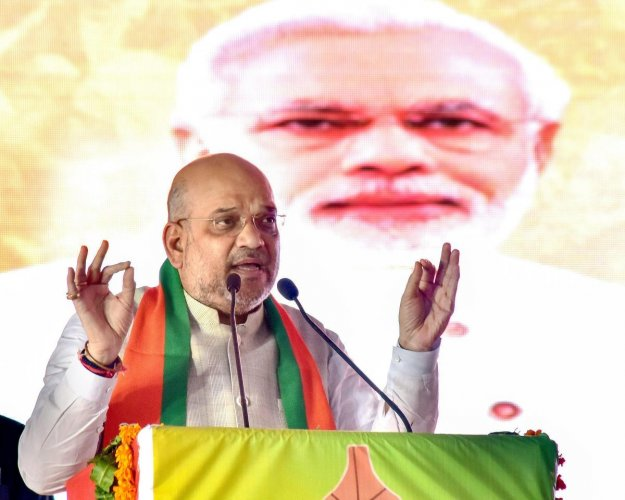 Claiming that the Congress did nothing for the tribal population, BJP president Amit Shah said in poll-bound Madhya Pradesh Saturday that his party had ensured that government funds reached the tribals and forest-dwellers. PTI file photo