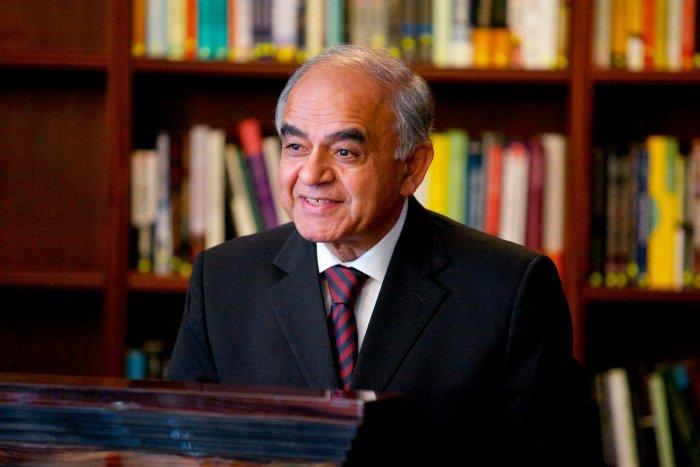 Author Gurcharan Das