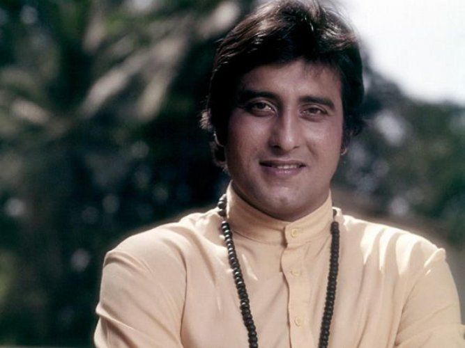 Vinod Khanna. File photo.