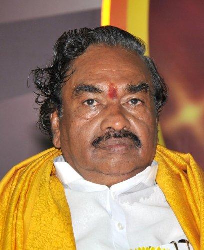 K S Eshwarappa, BJP leader