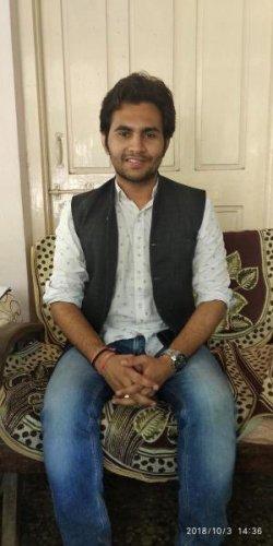 Jaywardhan Bissa,  IT Cell chief of Chhattisgarh Pradesh Congress Committee