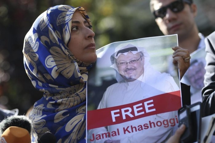 Turkish officials told Reuters over the weekend that they believed Khashoggi had been killed inside the Saudi consulate in Istanbul, and President Tayyip Erdogan said he was personally following the case. AP/PTI File Photo