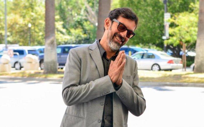 Actor-director Rajat Kapoor. (Image source: Twitter/@mrrajatkapoor)