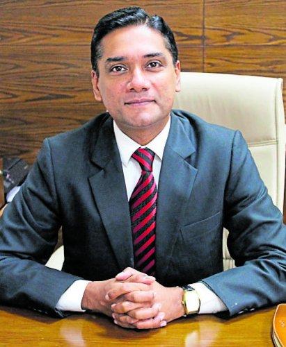 Murali Ramachandran, CEO-India, Celebi Aviation Holding