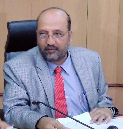 Bengaluru North University vice-chancellor Prof T D Kemparaju.