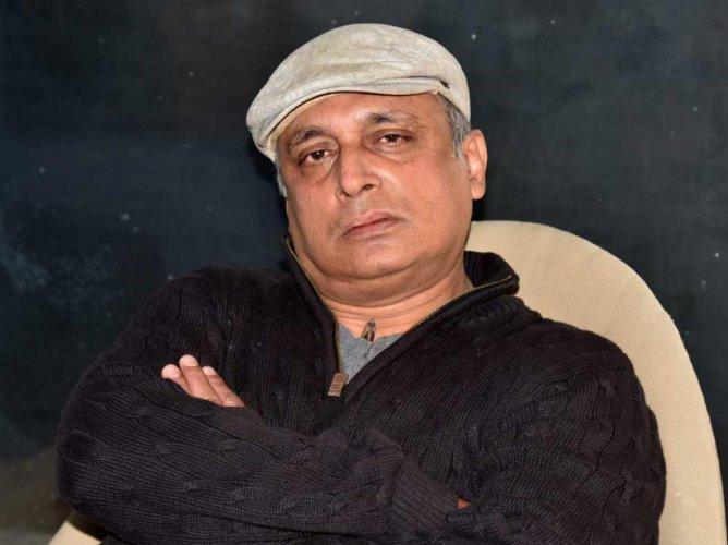 Piyush Mishra. (DH File Photo)