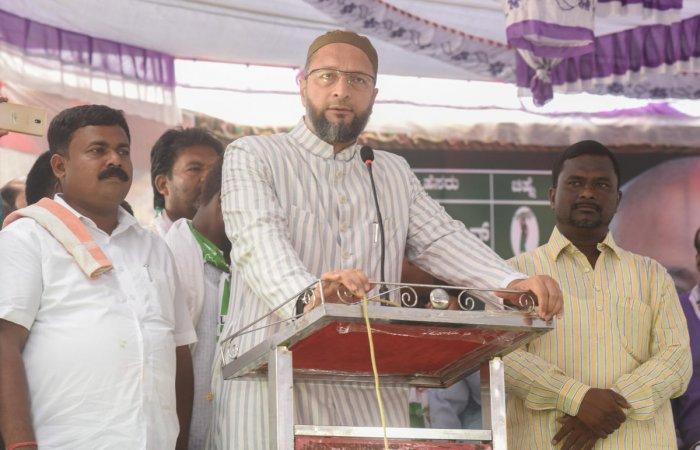 AIMIM chief Asaduddin Owaisi. (DH File Photo)