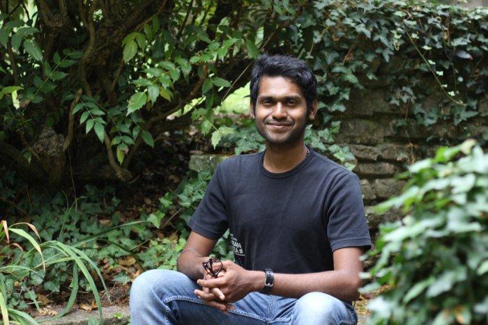 Ashwin Thomas Polachirackal.