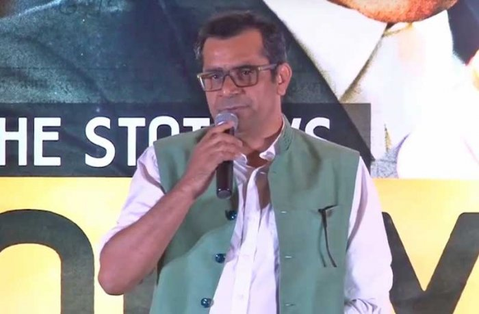 Subhash Kapoor. Videograb