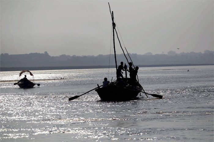The two boats which drowned were identified as Angel-1 and Angel-2. (PTI file photo for representation)