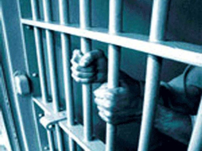 The accused was lodged at the Mandya West Police station. (Image for representation)