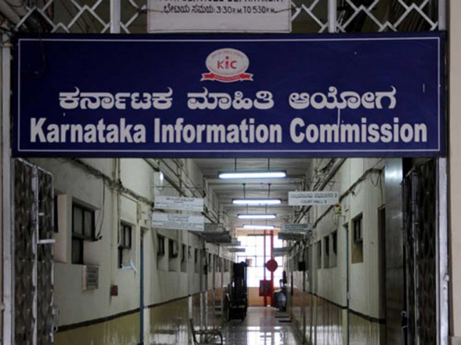 The petitioners pointed out there are six vacancies in the State Information Commission (SIC) of Karnataka though nearly 33,000 appeals and complaints are pending. (DH file photo)