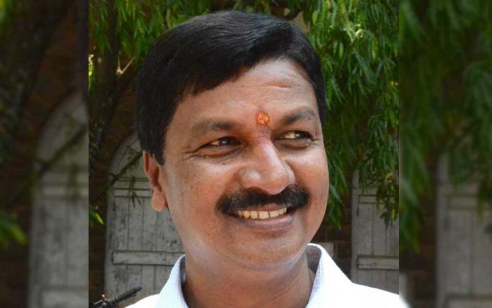 Ramesh Jarkiholi. (DH file photo)
