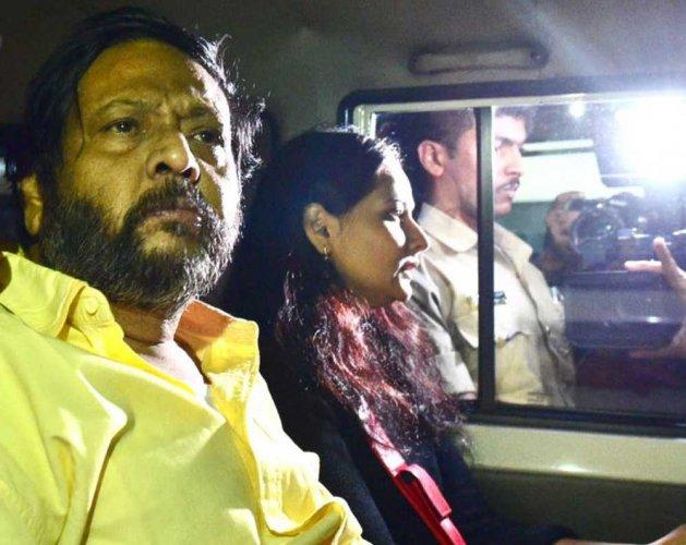 Ravi Belgare. DH file photo.