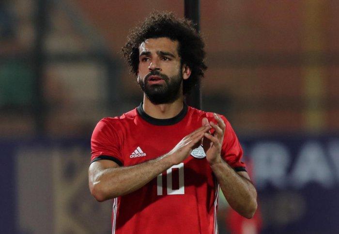 Mohamed Salah. Reuters